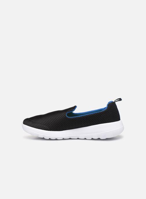 Sneakers Skechers Go Walk Max Nero immagine frontale