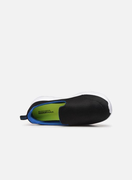 Sneakers Skechers Go Walk Max Nero immagine sinistra