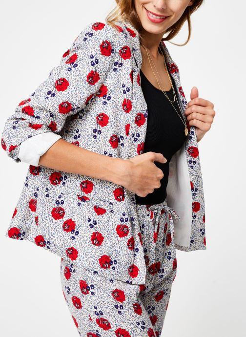 Vêtements See u soon 9151319 Rouge vue détail/paire