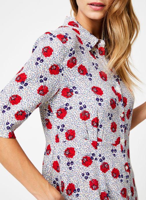 Vêtements See u soon 9122517 Rouge vue face
