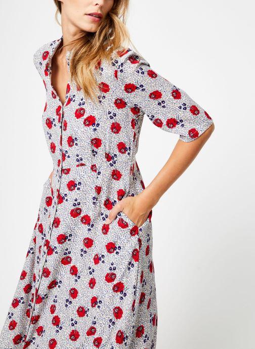 Vêtements See u soon 9122517 Rouge vue détail/paire