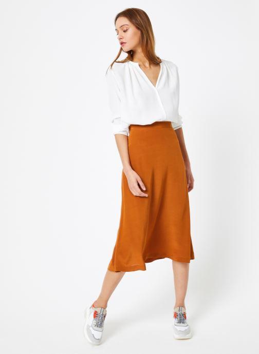 Vêtements See u soon 9132512 Orange vue bas / vue portée sac