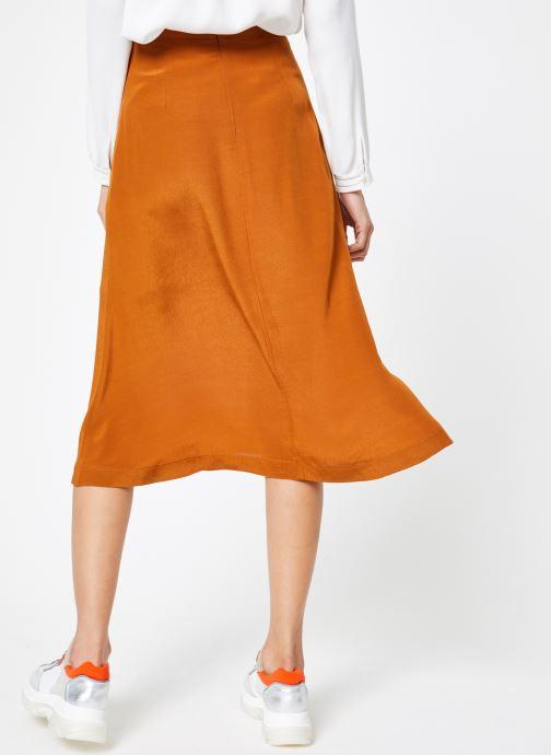 Vêtements See u soon 9132512 Orange vue portées chaussures