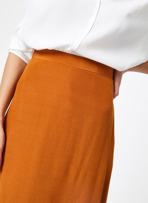 Vêtements See u soon 9132512 Orange vue face