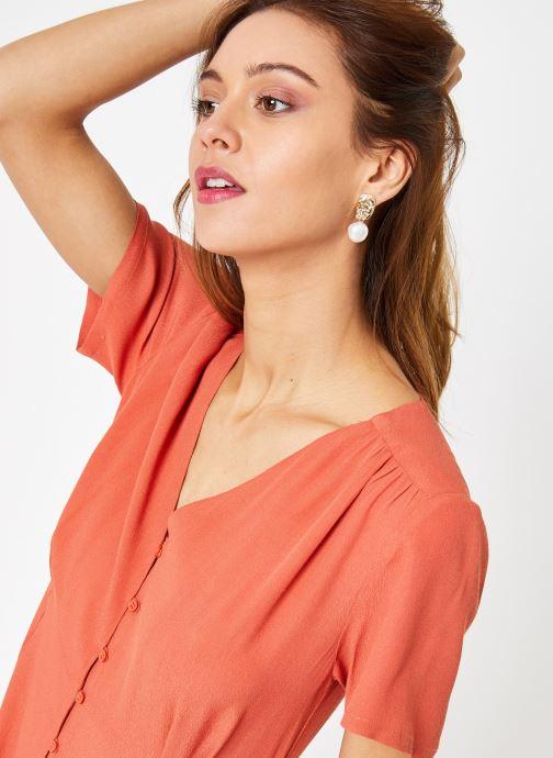 Vêtements See u soon 9122508 Orange vue face