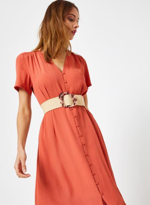 Vêtements See u soon 9122508 Orange vue détail/paire