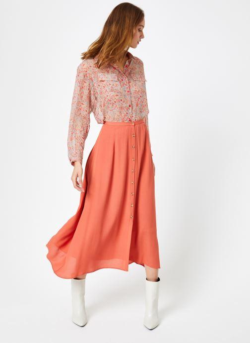 Vêtements See u soon 9132506 Orange vue bas / vue portée sac