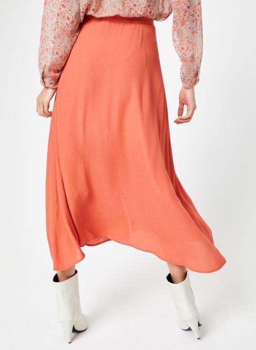 Vêtements See u soon 9132506 Orange vue portées chaussures