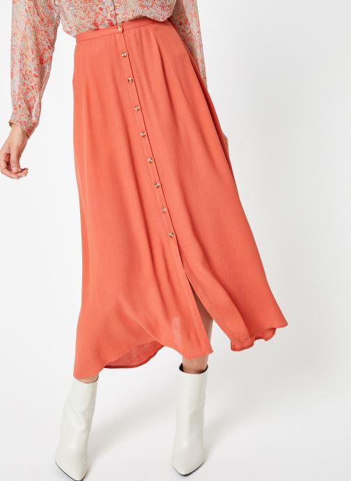 Vêtements See u soon 9132506 Orange vue détail/paire