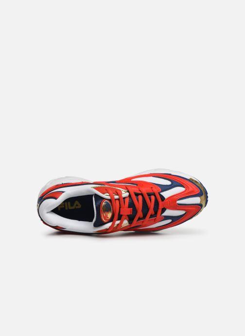 Sneaker FILA Fila Buzzard rot ansicht von links