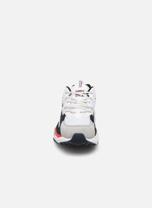 Baskets FILA Ray Tracer Multicolore vue portées chaussures