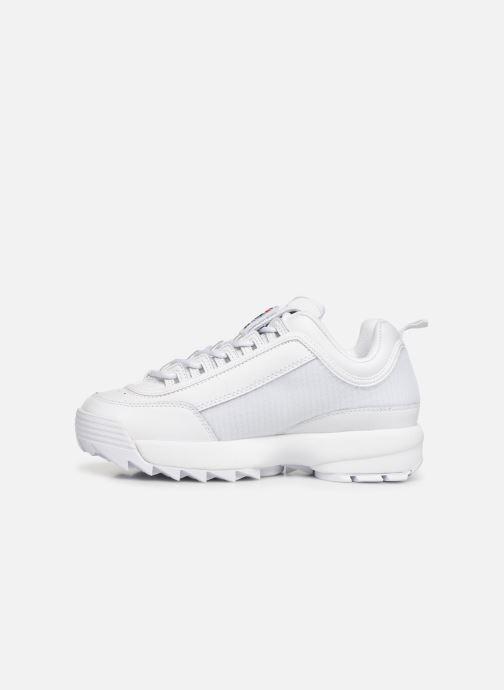 Sneakers FILA Disruptor II Patches Wit voorkant