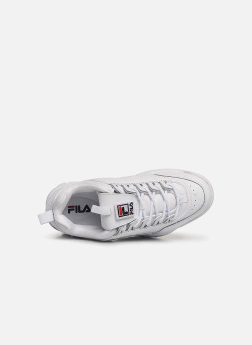 Sneakers FILA Disruptor II Patches Hvid se fra venstre