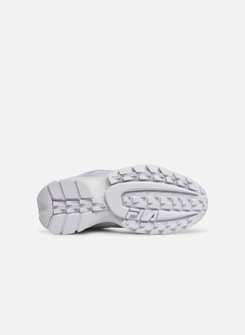 Sneakers FILA Disruptor II Patches Bianco immagine dall'alto