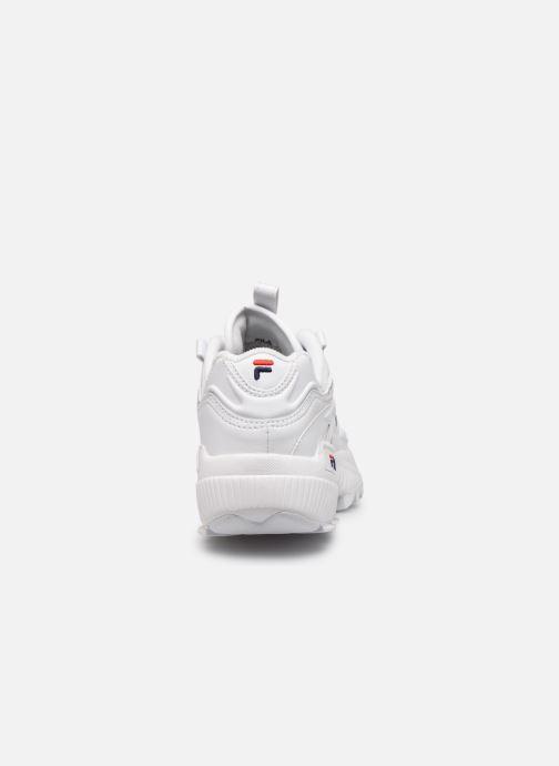 Sneakers FILA D-Formation Wmn Bianco immagine destra