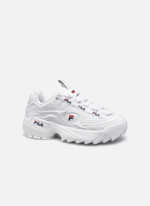 Sneakers FILA D-Formation Wmn Bianco immagine posteriore