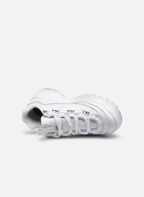 Sneakers FILA D-Formation wmn Hvid se fra venstre