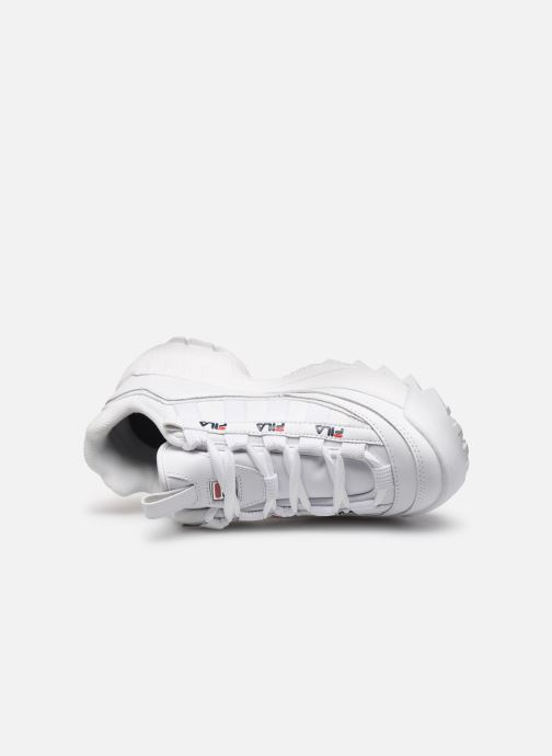 Sneakers FILA D-Formation Wmn Bianco immagine sinistra