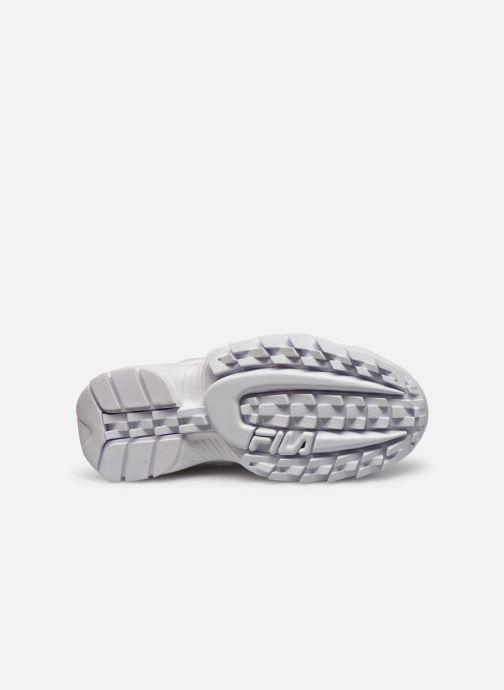 Sneakers FILA D-Formation Wmn Bianco immagine dall'alto