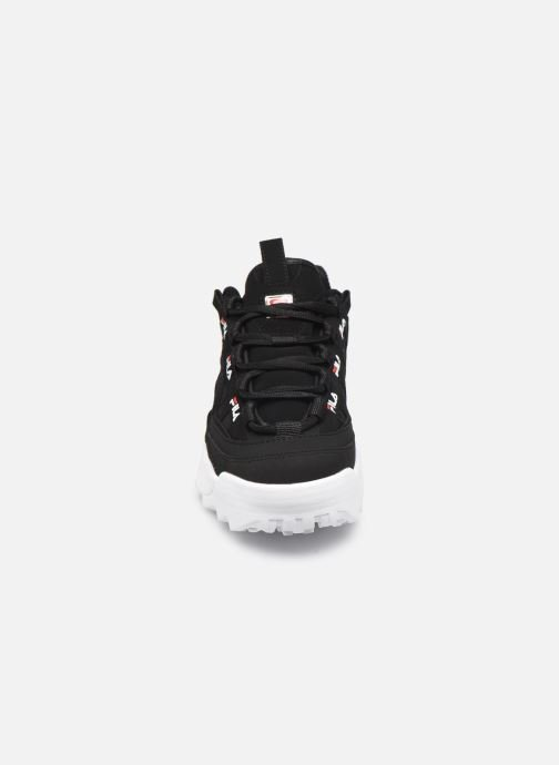 Trainers FILA D-Formation wmn Black model view