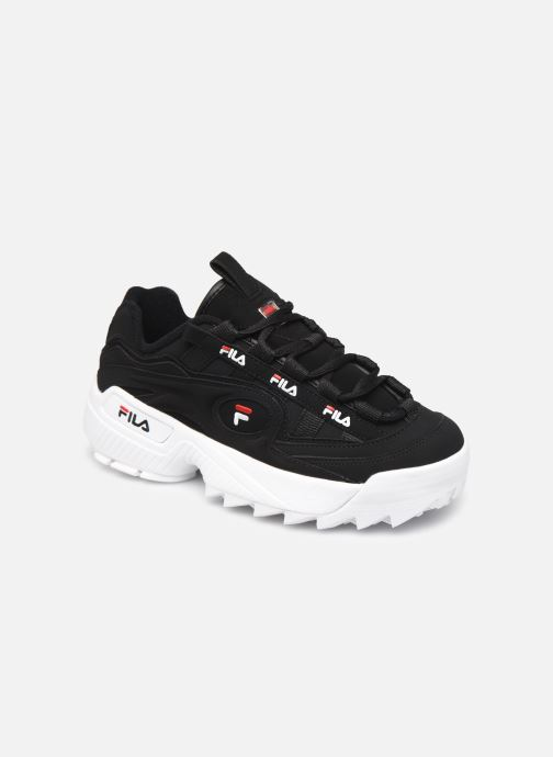 Sneakers FILA D-Formation Wmn Sort detaljeret billede af skoene