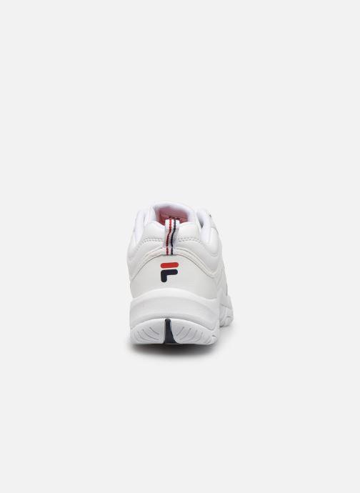 Sneaker FILA Strada Low Wmn weiß ansicht von rechts