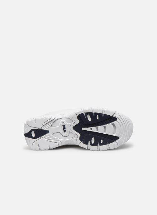 Sneaker FILA Strada Low Wmn weiß ansicht von oben