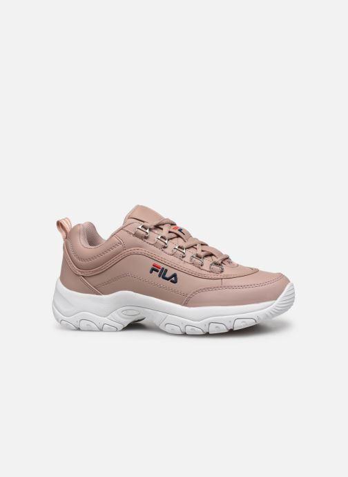 Sneakers FILA Strada low wmn Roze achterkant