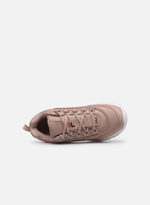 Sneakers FILA Strada low wmn Roze links