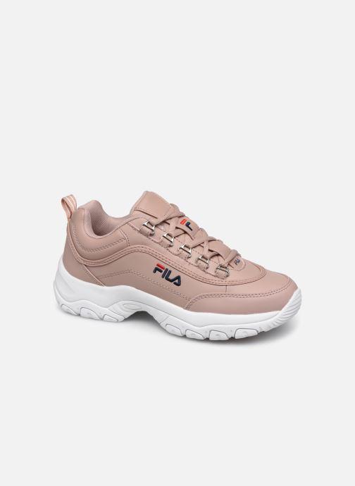 Sneakers FILA Strada low wmn Roze detail