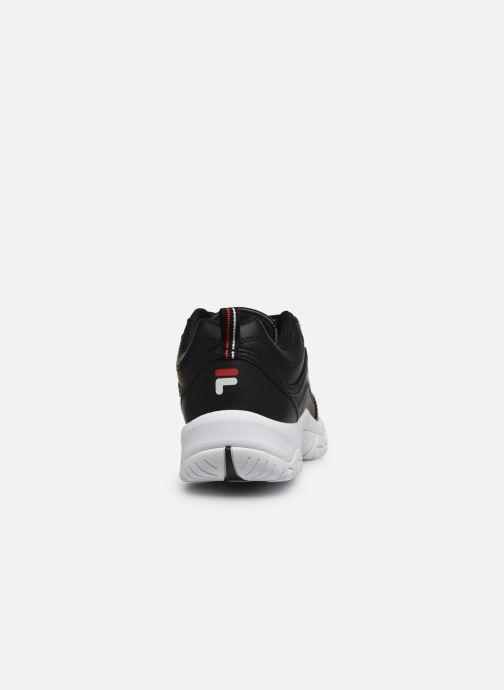 Sneakers FILA Strada Low Wmn Zwart rechts