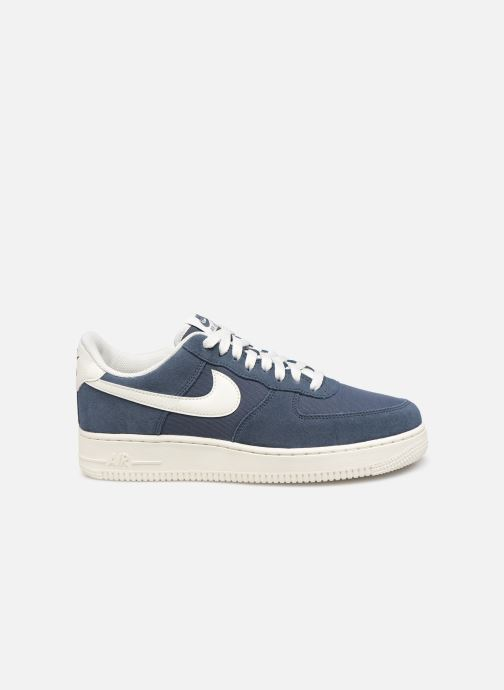 Deportivas Nike Air Force 1 '07 2 Azul vistra trasera