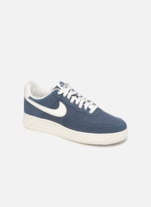 Sneaker Nike Air Force 1 '07 2 blau detaillierte ansicht/modell