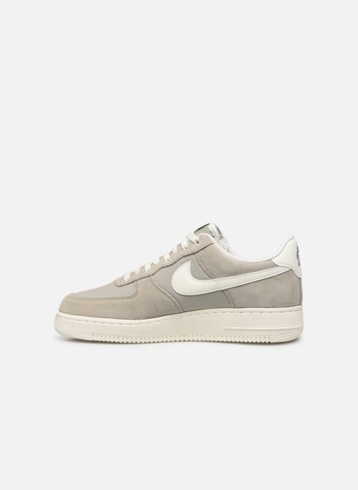 Baskets Nike Air Force 1 '07 2 Gris vue face