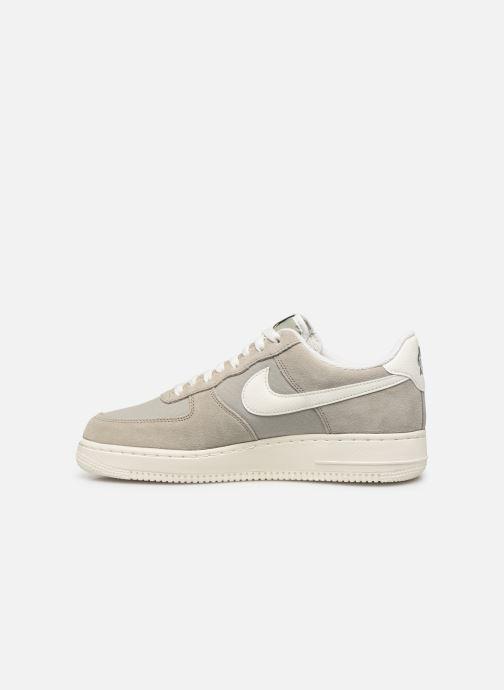 Baskets Nike Air Force 1 '07 2 Gris vue face