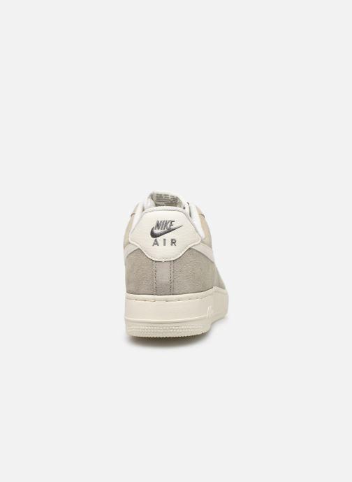 Baskets Nike Air Force 1 '07 2 Gris vue droite