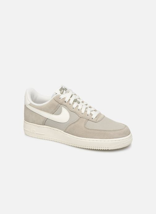 Baskets Nike Air Force 1 '07 2 Gris vue détail/paire