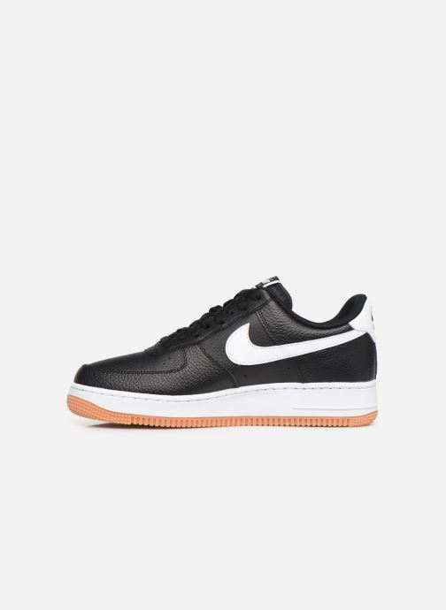 Trainers Nike Air Force 1 '07 2 Black front view
