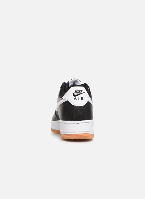 Trainers Nike Air Force 1 '07 2 Black view from the right