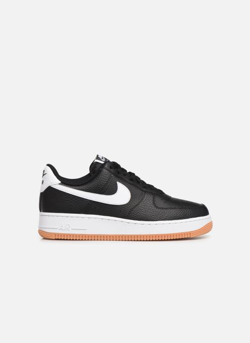 Trainers Nike Air Force 1 '07 2 Black back view