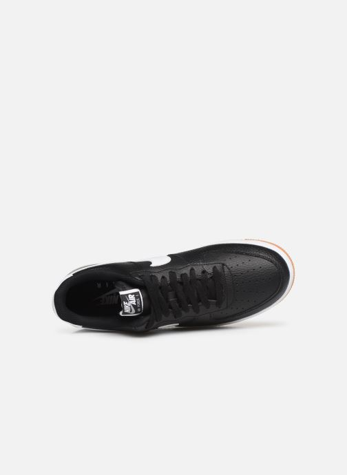 Trainers Nike Air Force 1 '07 2 Black view from the left
