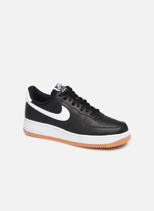 Trainers Nike Air Force 1 '07 2 Black detailed view/ Pair view