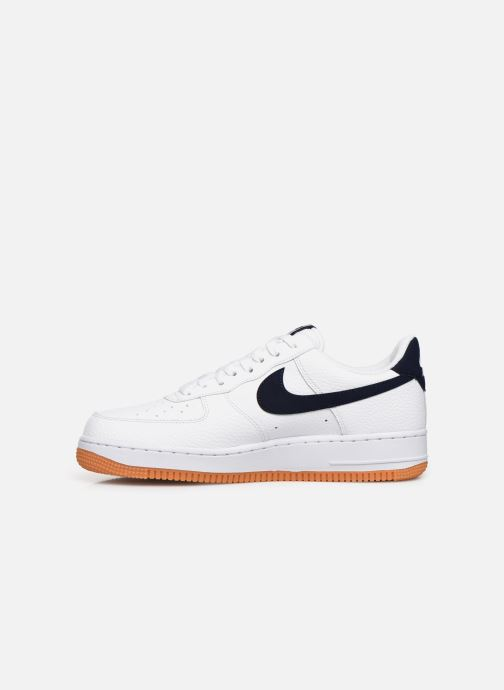Sneakers Nike Air Force 1 '07 2 Hvid se forfra