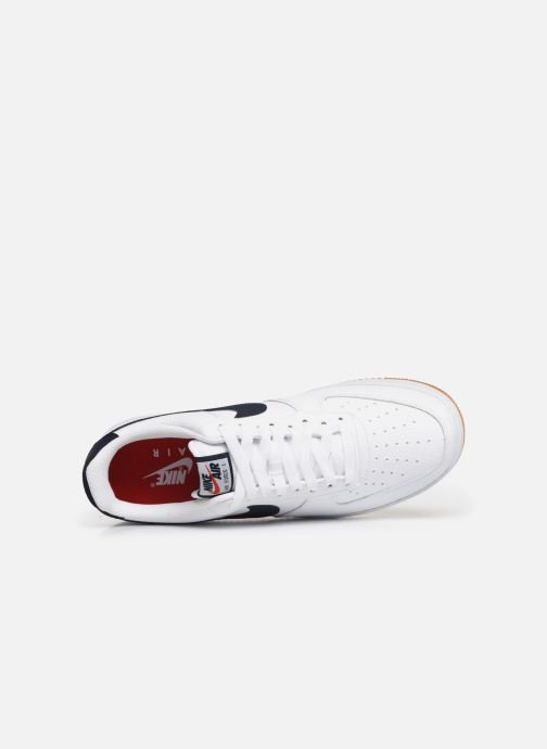 Baskets Nike Air Force 1 '07 2 Blanc vue gauche