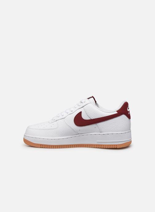 Sneaker Nike Air Force 1 '07 2 weiß ansicht von vorne