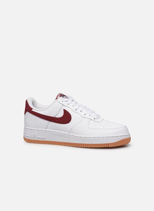 Sneaker Nike Air Force 1 '07 2 weiß ansicht von hinten