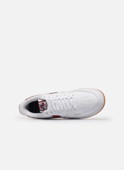 Sneaker Nike Air Force 1 '07 2 weiß ansicht von links