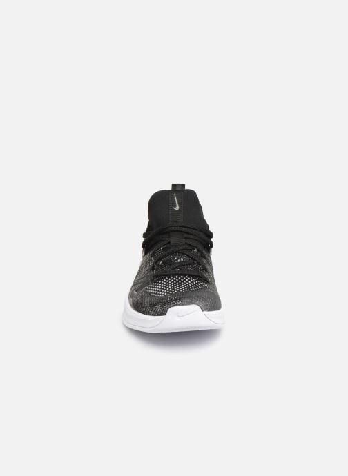 Scarpe sportive Nike Wmns Nike Metcon Flyknit 3 Nero modello indossato