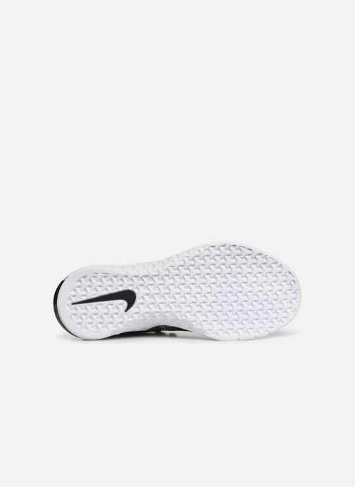 Sport shoes Nike Wmns Nike Metcon Flyknit 3 Black view from above