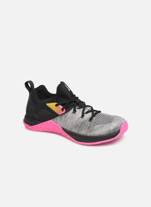 official photos fe4aa 2b6d6 Chaussures de sport Nike Wmns Nike Metcon Flyknit 3 Noir vue détail paire